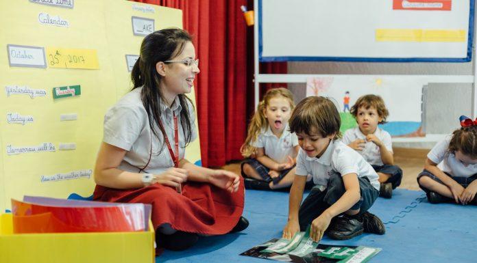Ensino bilingue na aprendizagem