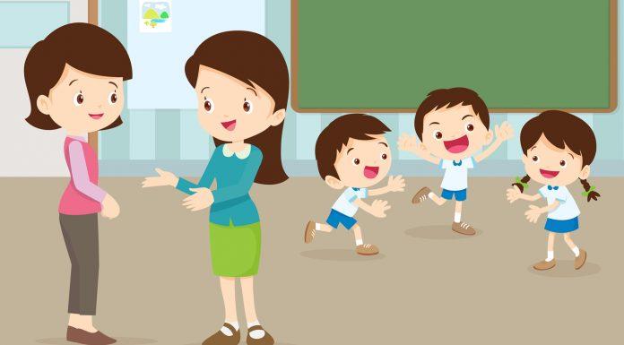 educação dos filhos