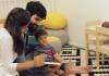 Virtudes na educação dos filhos